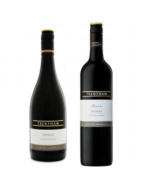 2005 Heathcote Shiraz + 2015 Heathcote Shiraz Signed by the Winemaker